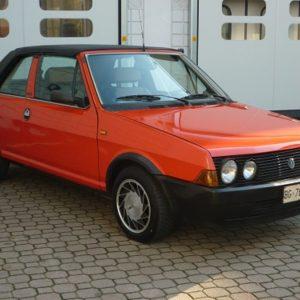 FIAT RITMO CABRIO 85 S