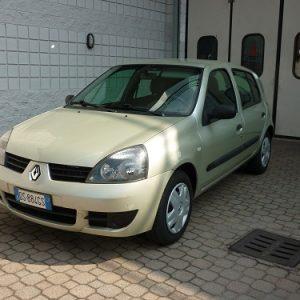 RENAULT CLIO GPL 5 PORTE